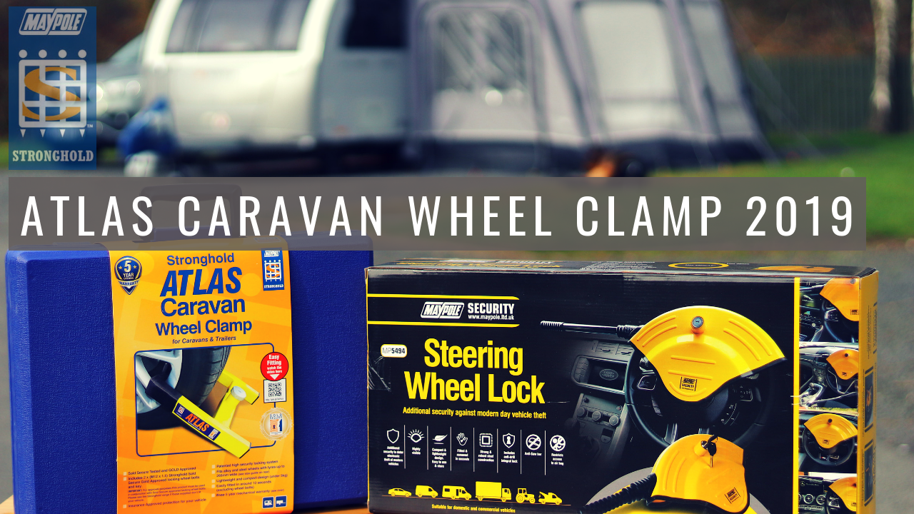 Stronghold Caravan Clamp 2019