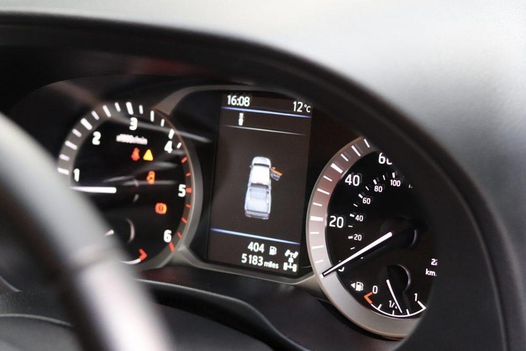 Nissan Navara (Tekna 4x4)
