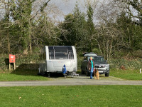 The Camping and Caravanning Club Tavistock | Here we Tow