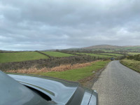 The Camping and Caravanning Club Tavistock | Here we Tow | Dartmoor