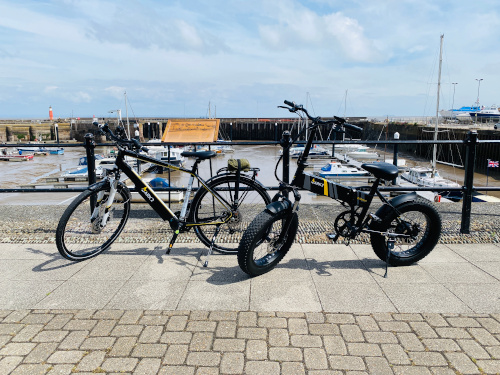 Electric bikes - Fathers day ideas