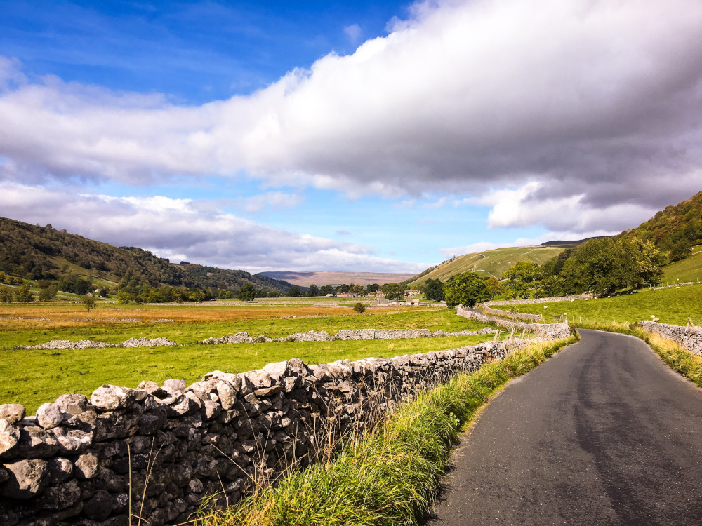 Caravan Holidays in the U.K - Yorkshire Dales