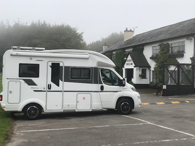 Here We Tow :Motorhoming in West Somerset