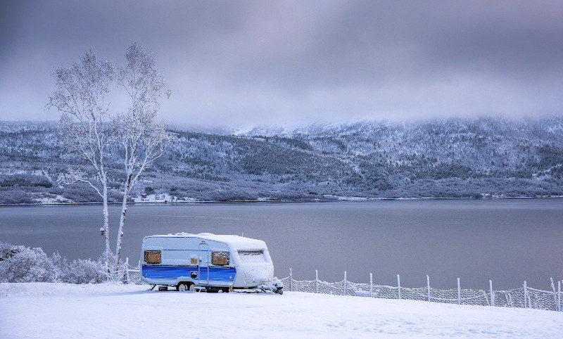 Here we tow - What People Forget About Wet Weather Caravanning