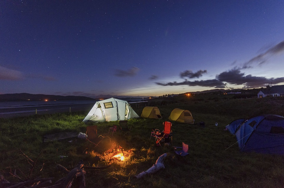 Important Factors to Consider When Choosing Your Campsite - Here we tow