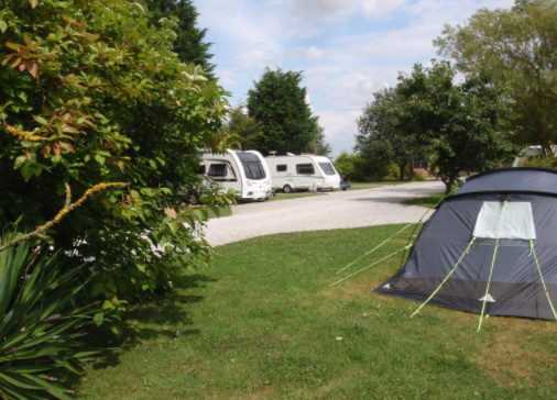 Here We Tow - Long Acres Touring Park