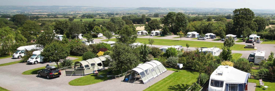 Here we tow - 10 Top Adult Only Caravan And Touring Parks