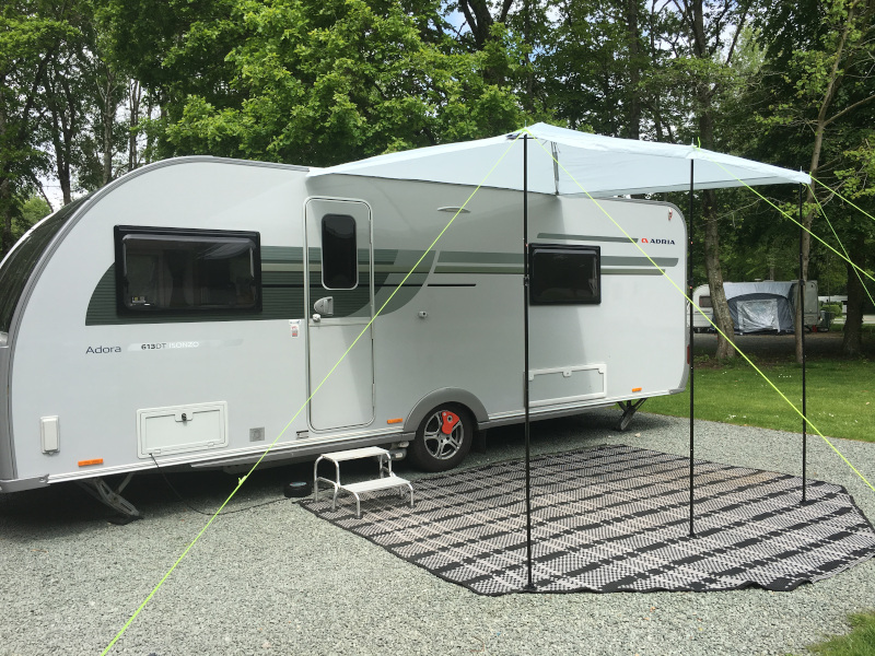 Here We Tow blog - Buying a New Caravan: 5 Top Tips