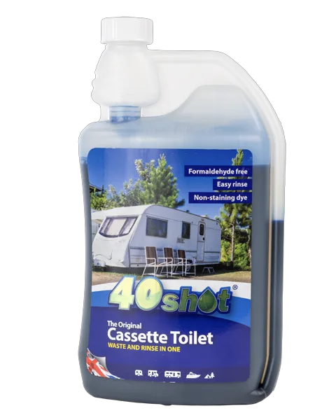 40-shot here we tow - The Best Caravan and Motorhome Toilet and Cleaning Products