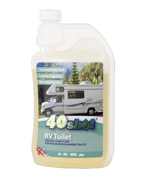 RV Toilet here we tow - The Best Caravan and Motorhome Toilet and Cleaning Products