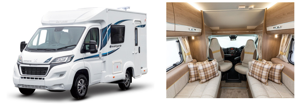 Top 5 Budget Motorhomes 2021 - here we tow