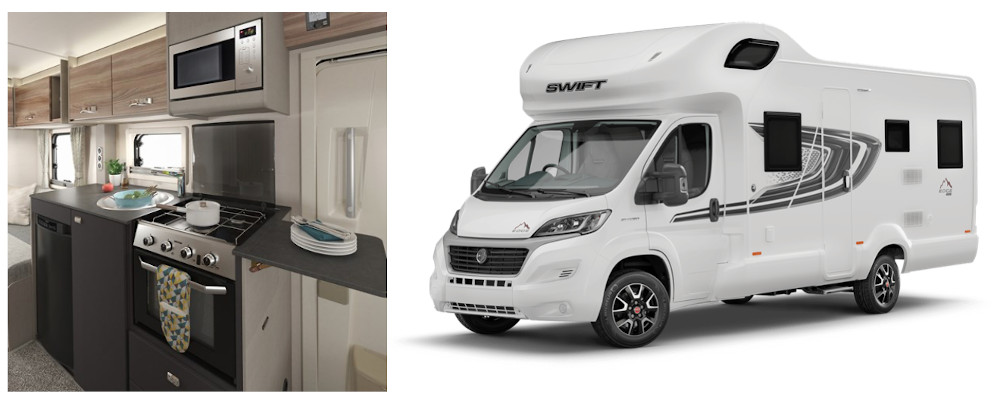 Top 5 Budget Motorhomes 2021 - here we tow ideas