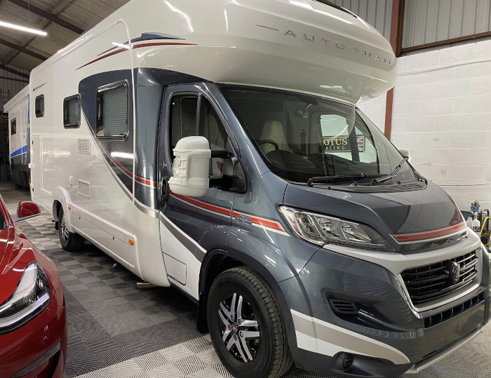 Motorhome protection PPprotect here we tow