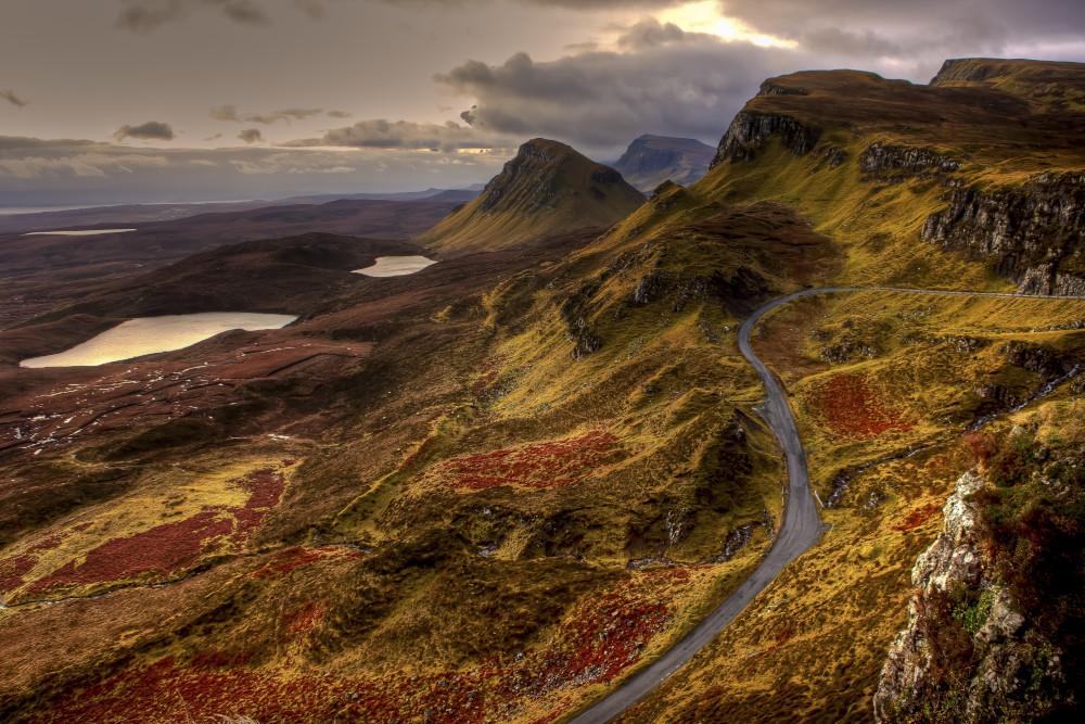 Scotland - Here We Tow
